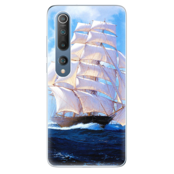 Odolné silikonové pouzdro iSaprio - Sailing Boat - Xiaomi Mi 10 / Mi 10 Pro