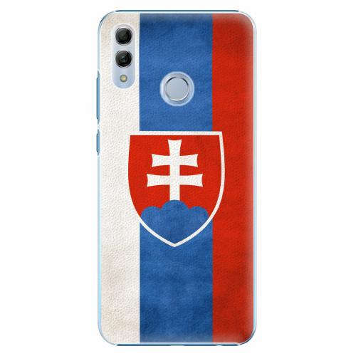 Plastový kryt iSaprio - Slovakia Flag - Huawei Honor 10 Lite