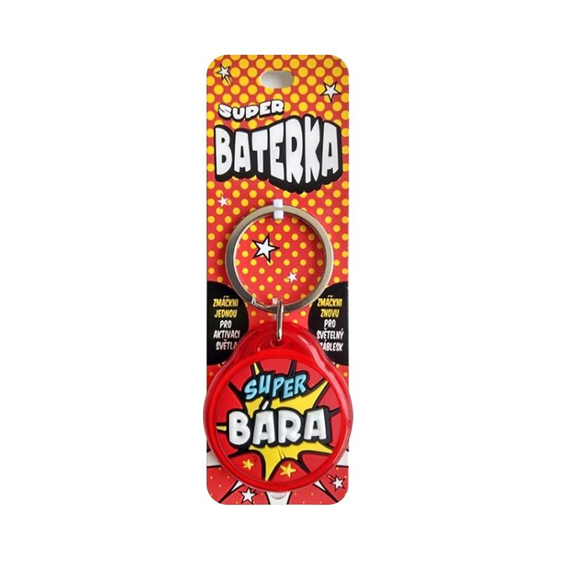 Super baterka - Bára