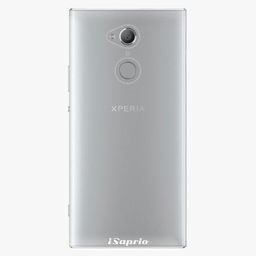 Plastový kryt iSaprio - 4Pure - průhledný matný - Sony Xperia XA2 Ultra