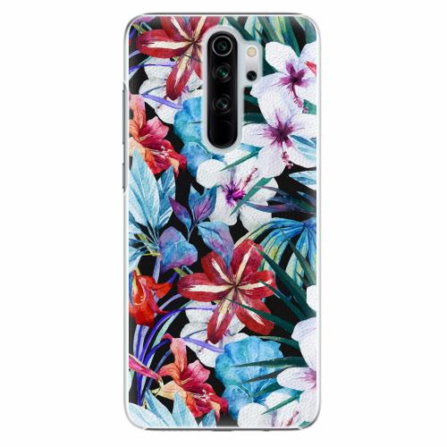 Plastový kryt iSaprio - Tropical Flowers 05 - Xiaomi Redmi Note 8 Pro