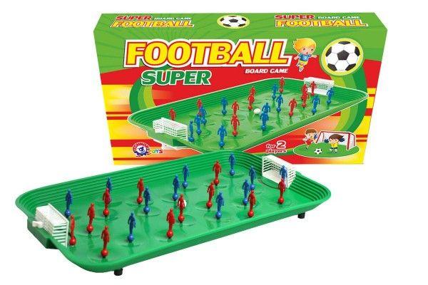 Kopaná/Fotbal společenská hra plast/kov v krabici