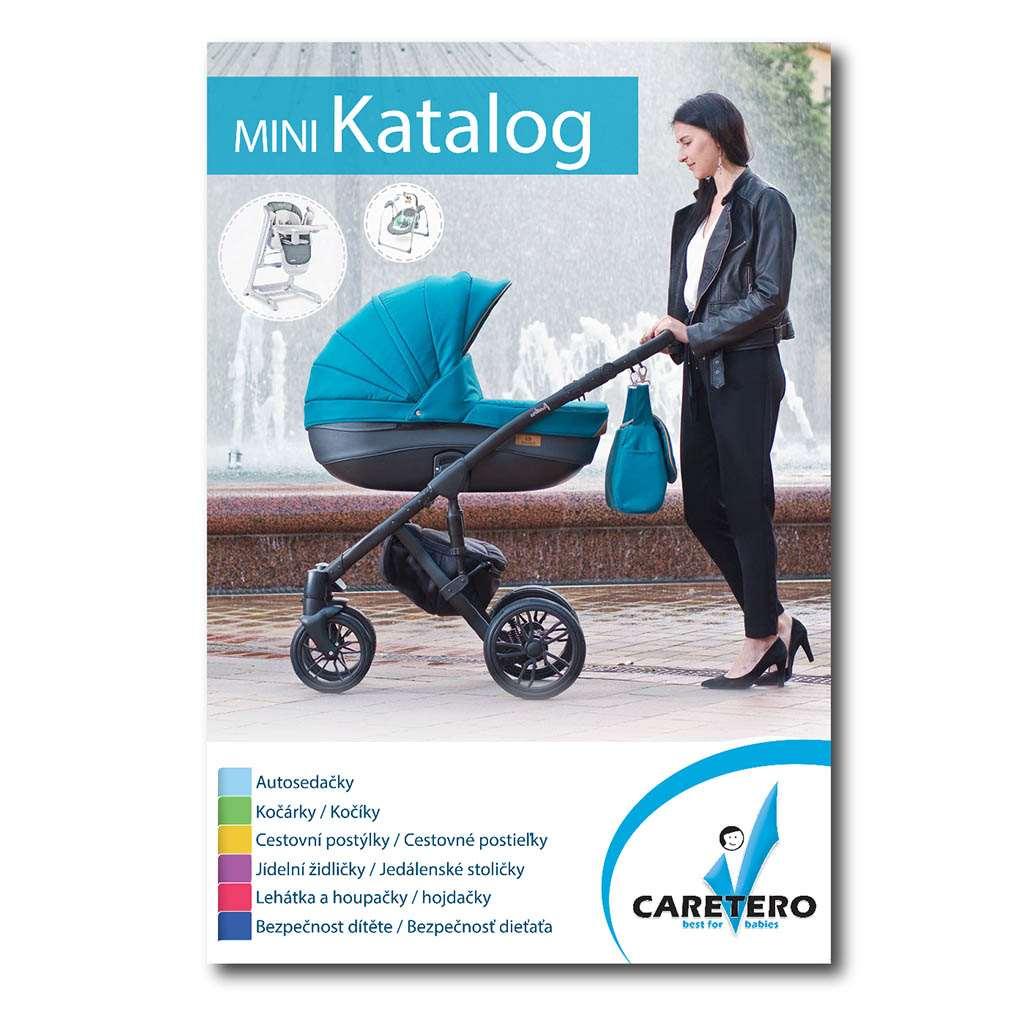 Propagační materiály Caretero - katalog