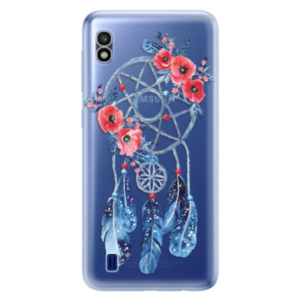 Odolné silikonové pouzdro iSaprio - Dreamcatcher 02 - Samsung Galaxy A10