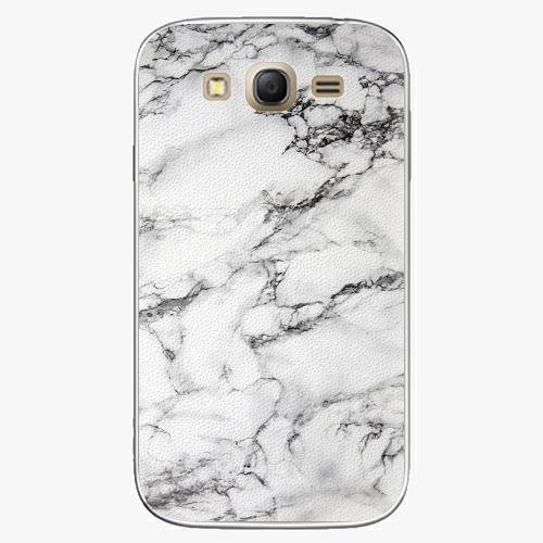 Plastový kryt iSaprio - White Marble 01 - Samsung Galaxy Grand Neo Plus