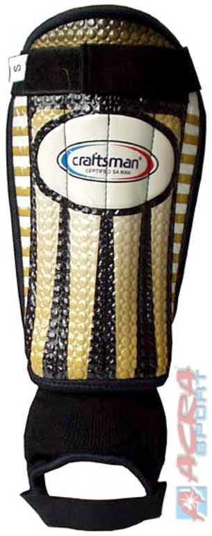 ACRA Chránič fotbalový holení gelový vel. XS, S. M, L, XL