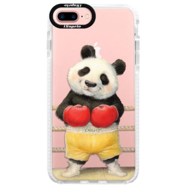 Silikonové pouzdro Bumper iSaprio - Champ - iPhone 7 Plus