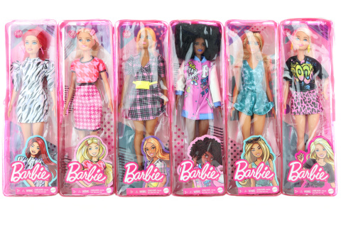 Barbie Modelka FBR37 TV 1.10.-31.12.2021