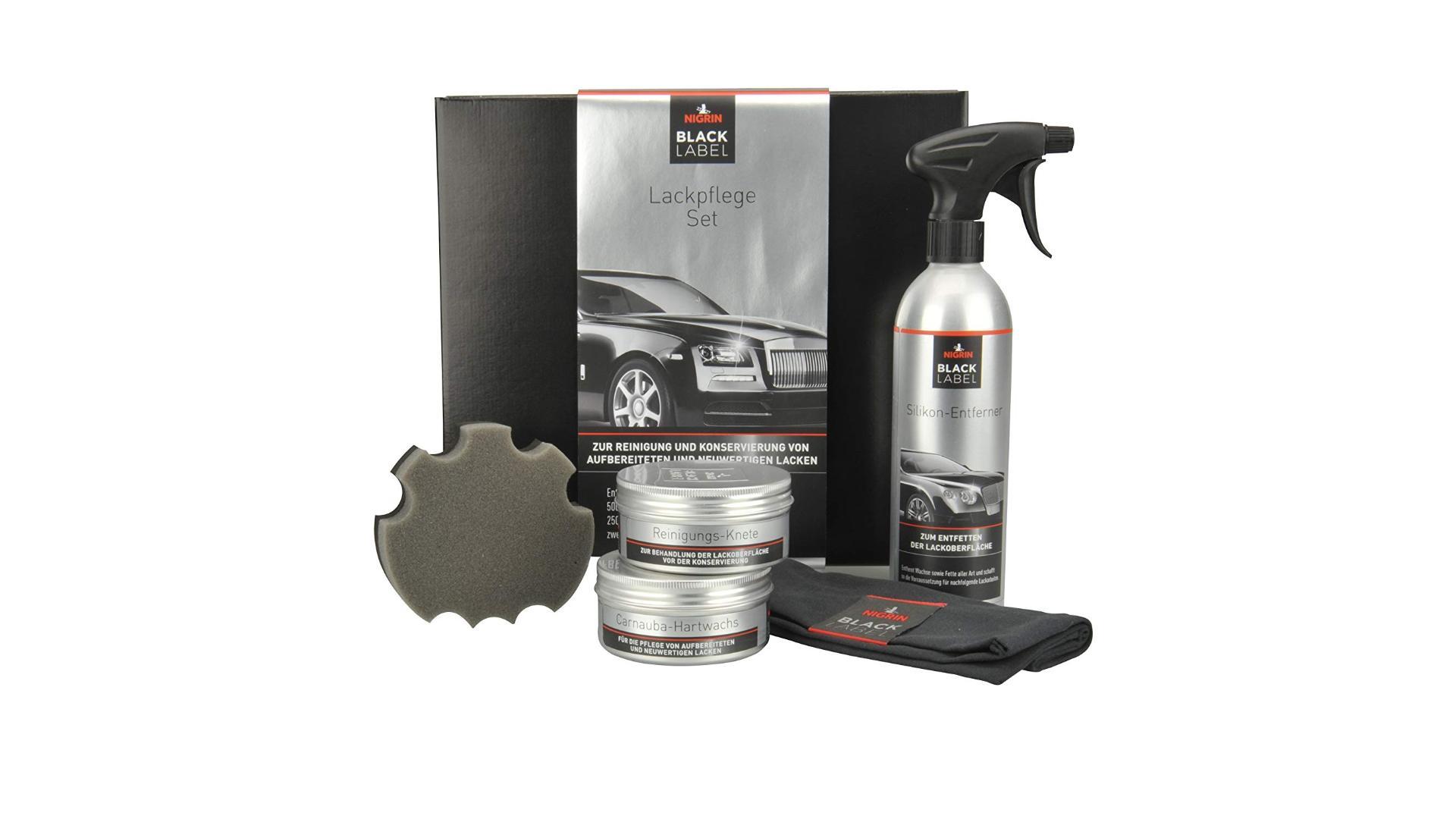 NIGRIN Paint treatment kit