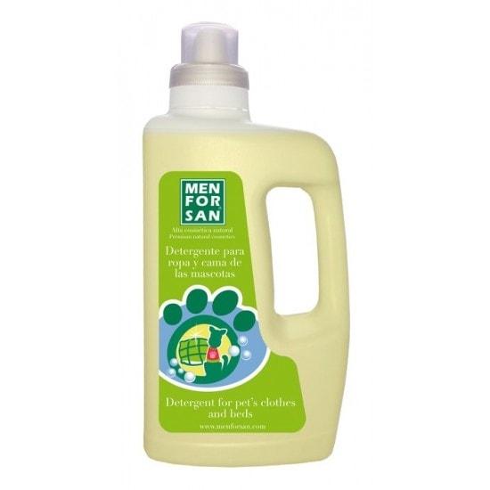 Menforsan mýdlový gel pro praní pelíšků a dek domácích mazlíčků 1000 ml