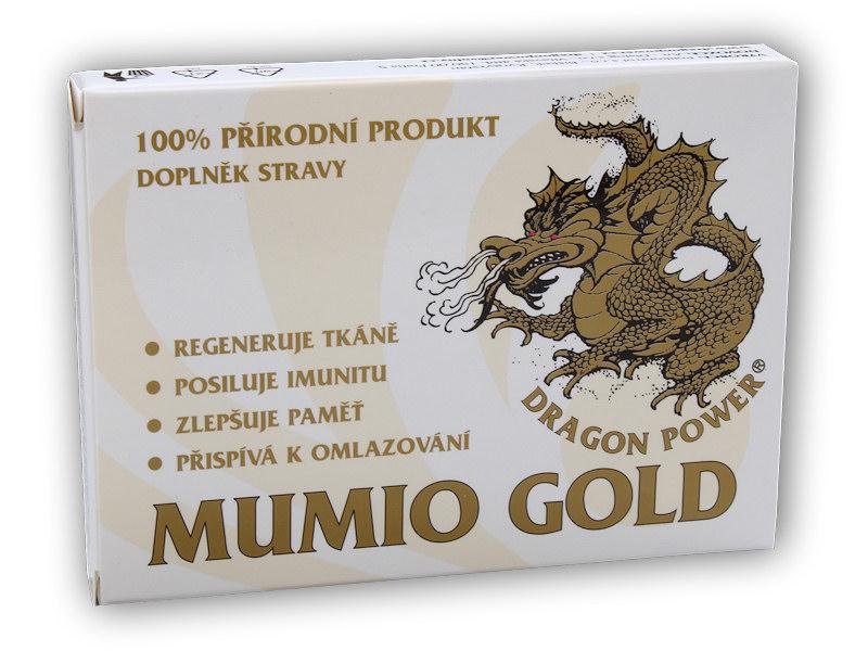 Mumio Gold Dragon Power 200mg 30 tablet