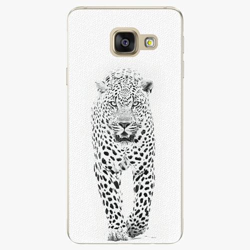 Plastový kryt iSaprio - White Jaguar - Samsung Galaxy A5 2016