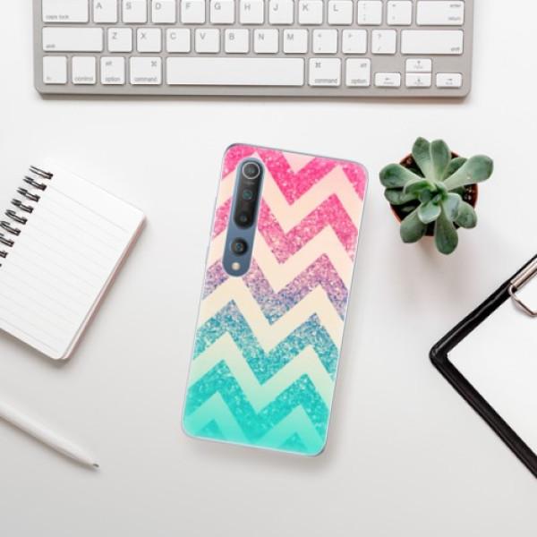 Odolné silikonové pouzdro iSaprio - Zig-Zag - Xiaomi Mi 10 / Mi 10 Pro
