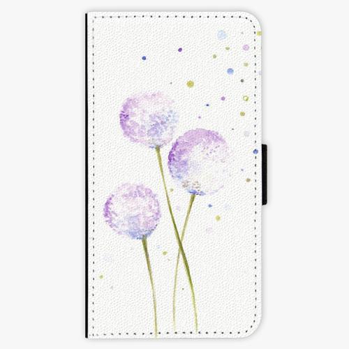 Flipové pouzdro iSaprio - Dandelion - Samsung Galaxy S7