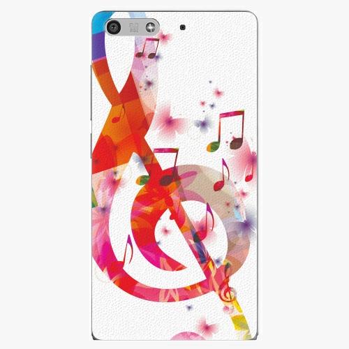 Plastový kryt iSaprio - Love Music - Huawei Ascend P7 Mini