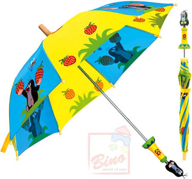 BINO Deštník KRTEK (krteček)