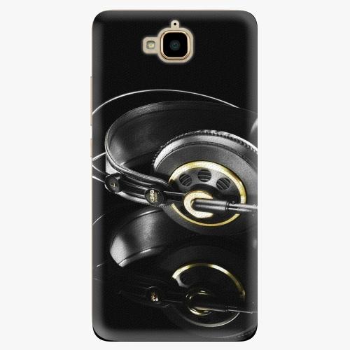 Plastový kryt iSaprio - Headphones 02 - Huawei Y6 Pro