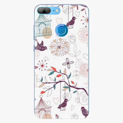 Plastový kryt iSaprio - Birds - Huawei Honor 9 Lite