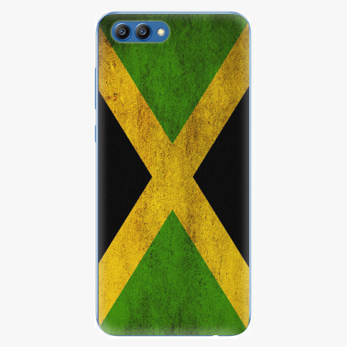 Plastový kryt iSaprio - Flag of Jamaica - Huawei Honor View 10