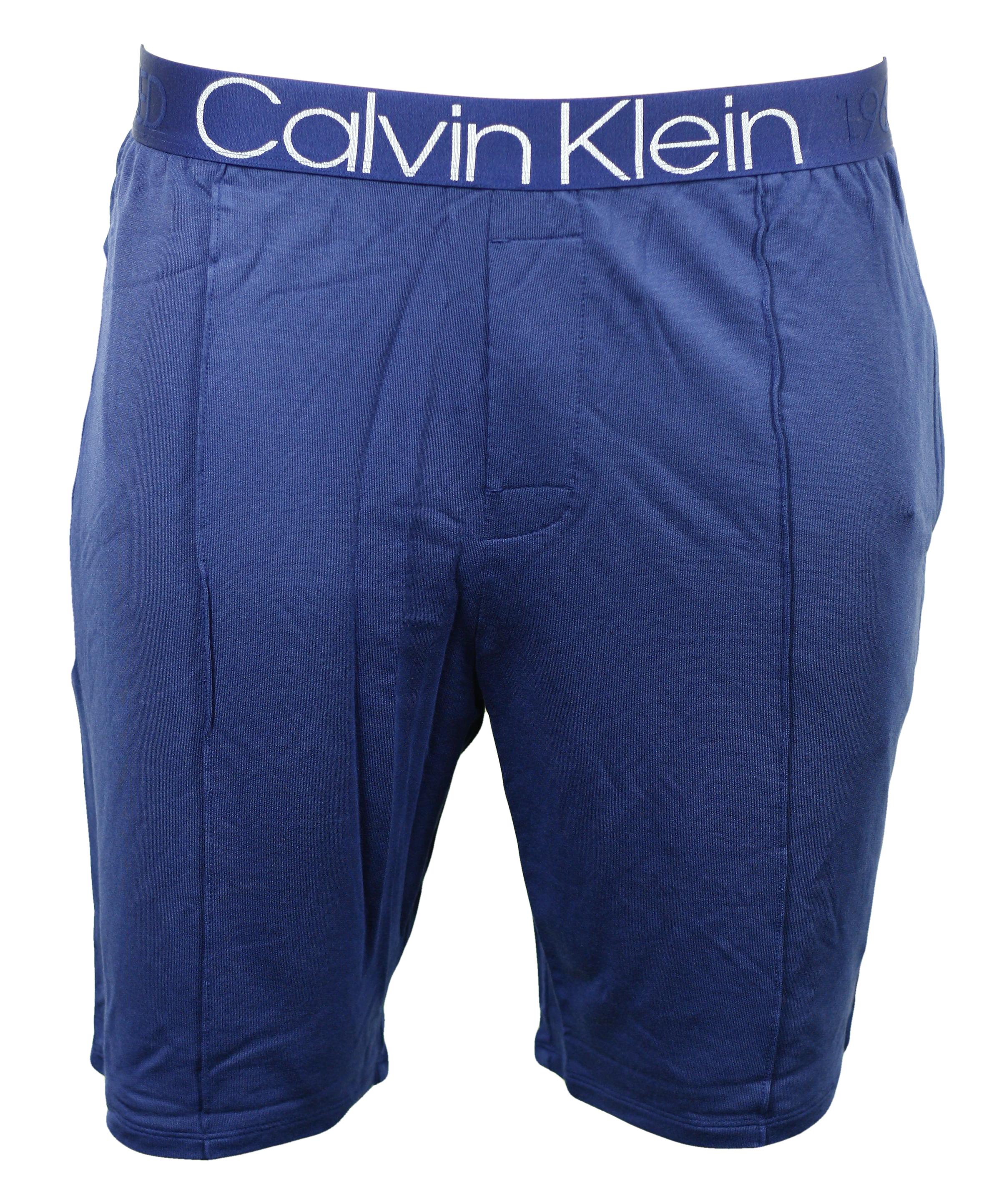 Pánské šortky na spaní NM1565E-001 - Calvin Klein