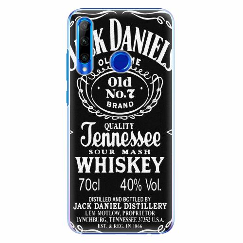 Plastový kryt iSaprio - Jack Daniels - Huawei Honor 20 Lite
