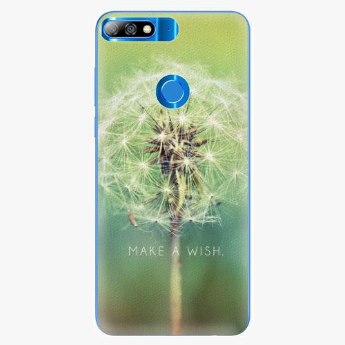 Plastový kryt iSaprio - Wish - Huawei Y7 Prime 2018