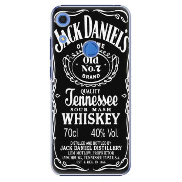 Plastové pouzdro iSaprio - Jack Daniels - Huawei Y6s