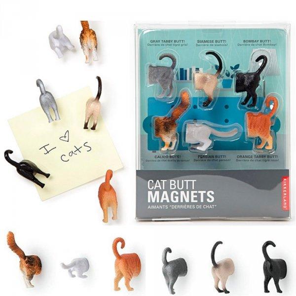 Magnety - kočičky