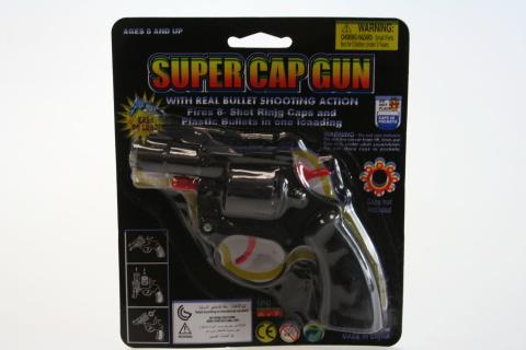 Pistolka na kapsle 8 ran