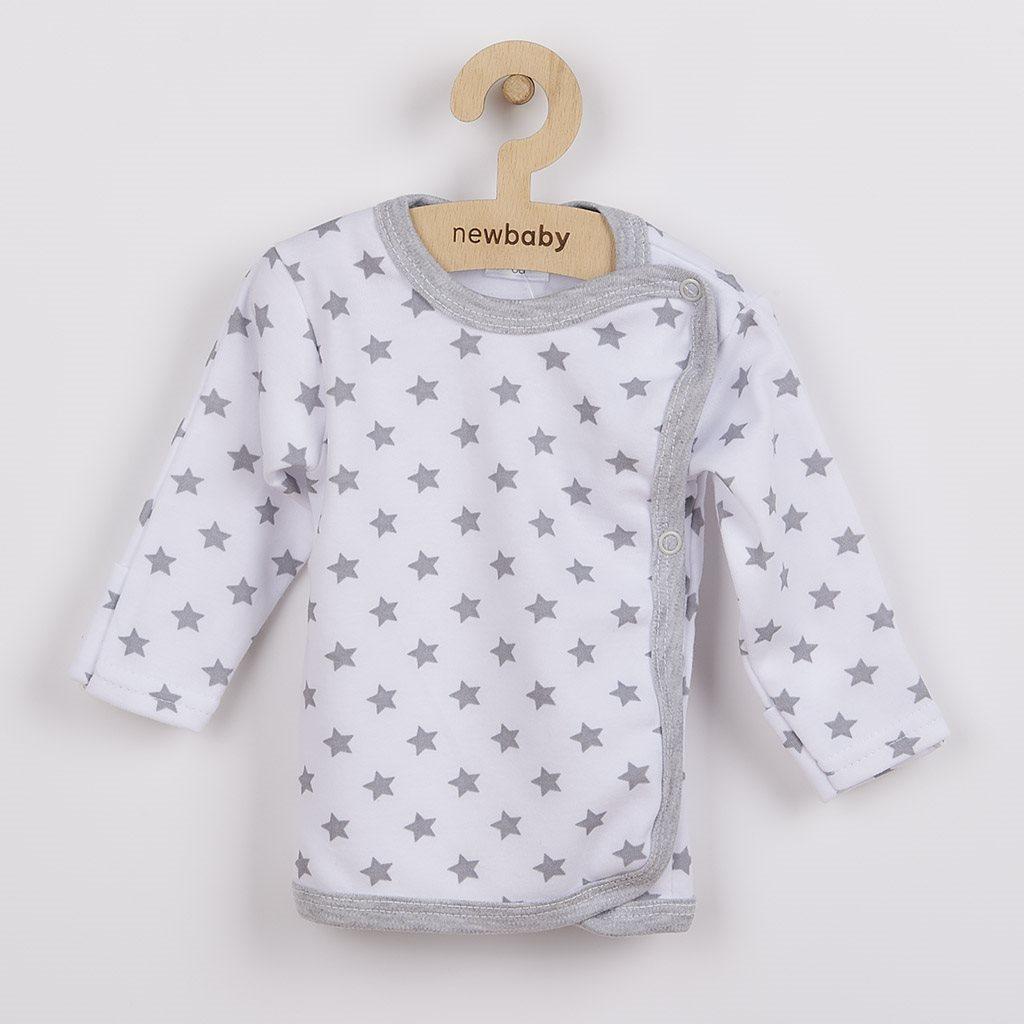 Kojenecká košilka New Baby Classic II s hvězdičkami