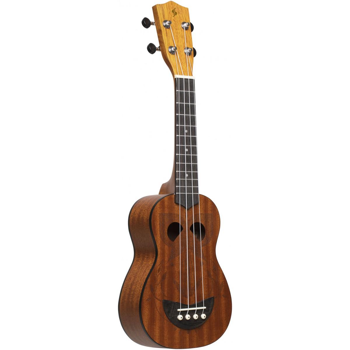 Stagg US-TIKI EH, sopránové ukulele