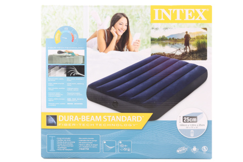 INTEX Nafukovací postel 99 x 191 x 25 cm