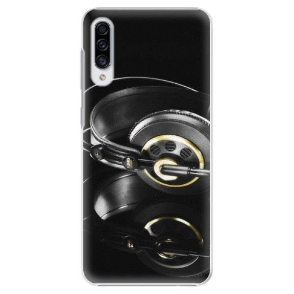 Plastové pouzdro iSaprio - Headphones 02 - Samsung Galaxy A30s
