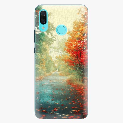 Plastový kryt iSaprio - Autumn 03 - Huawei Nova 3