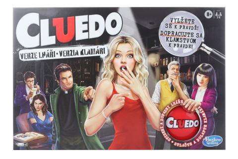 Cluedo Podvodníkova edice TV 1.11.-31.12.2020