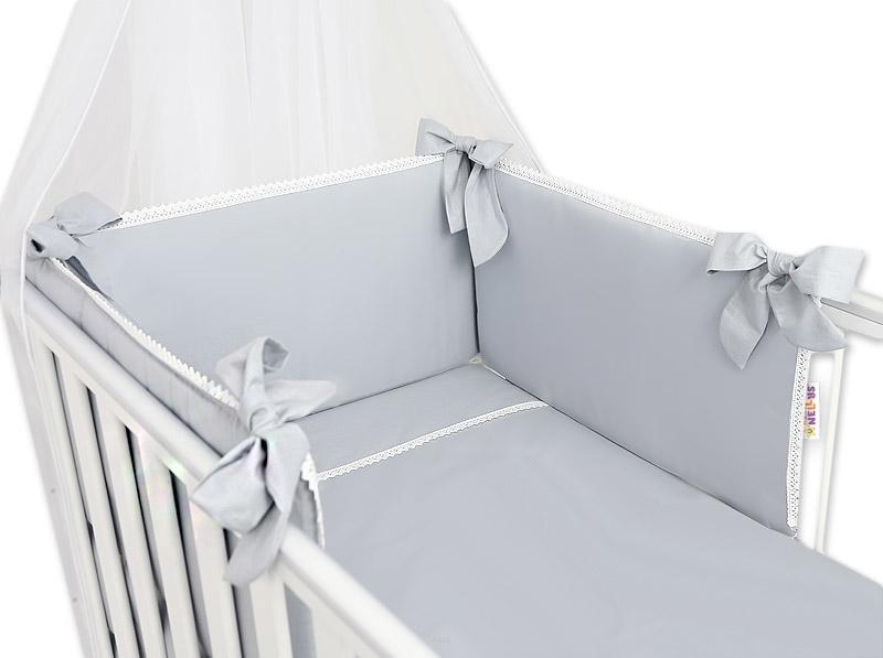 baby-nellys-luxusni-3-dilna-sada-mantinel-s-povlecenim-royal-baby-seda-120x90