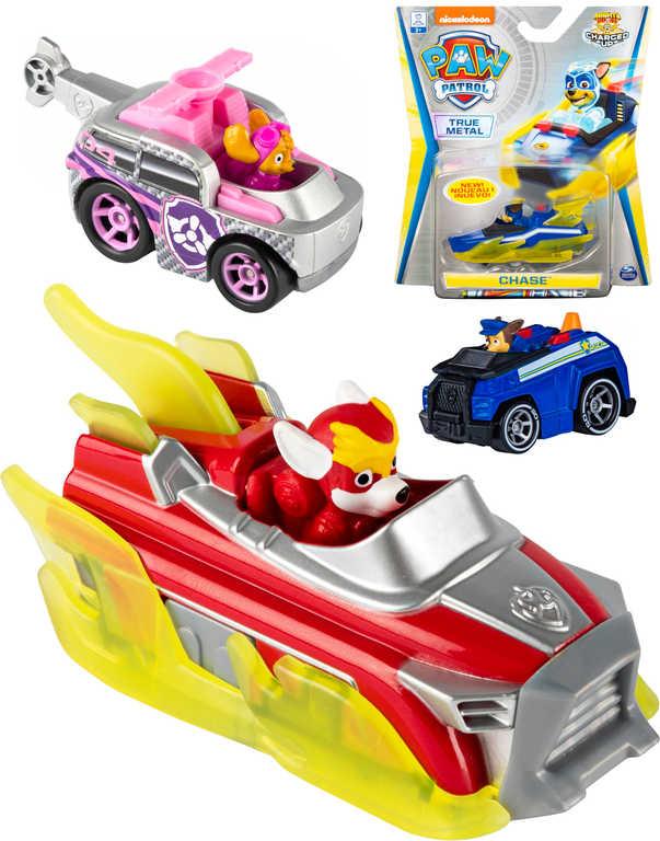 SPIN MASTER Auto Tlapková Patrola set s mini figurkou kov různé druhy