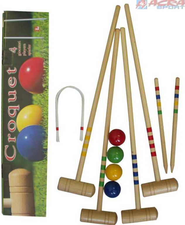 ACRA Kroket hra pro 4 hráče