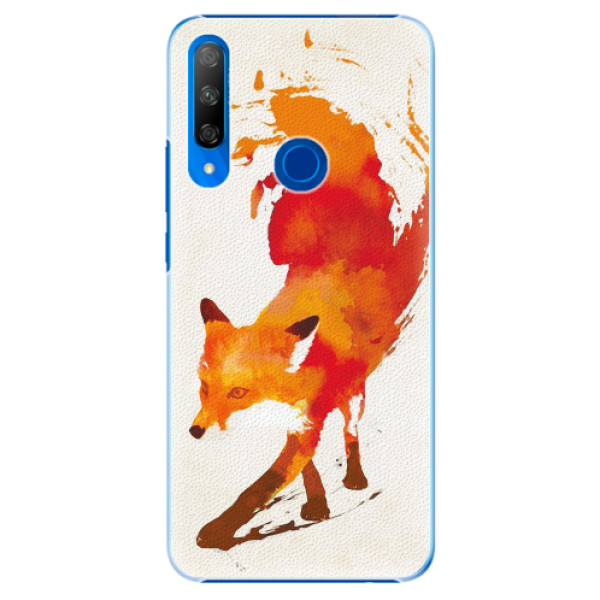 Plastové pouzdro iSaprio - Fast Fox - Huawei Honor 9X