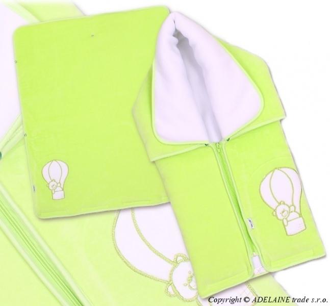 terjan-multifunkcni-deka-3v1-medvidek-zelena
