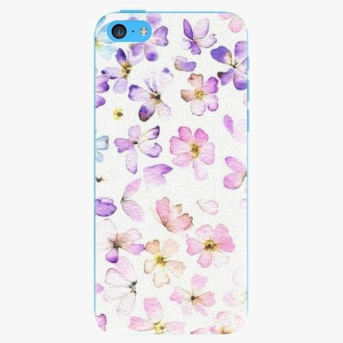 Plastový kryt iSaprio - Wildflowers - iPhone 5C