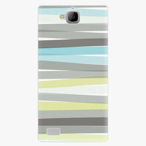 Plastový kryt iSaprio - Stripes - Huawei Honor 3C