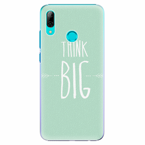 Plastový kryt iSaprio - Think Big - Huawei P Smart 2019