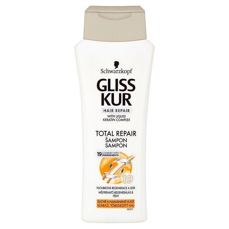 Regenerační šampon Total Repair 19 250 ml
