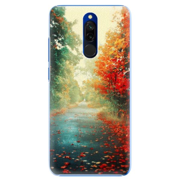 Plastové pouzdro iSaprio - Autumn 03 - Xiaomi Redmi 8