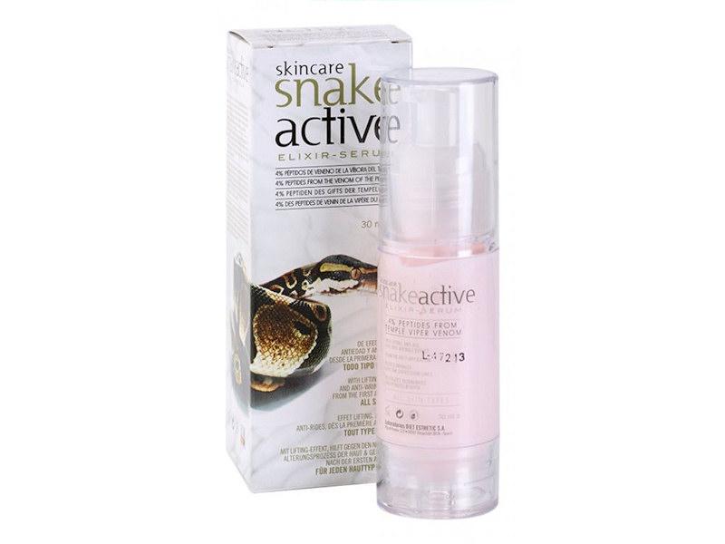 Hadí pleťové sérum proti vráskám 30ml