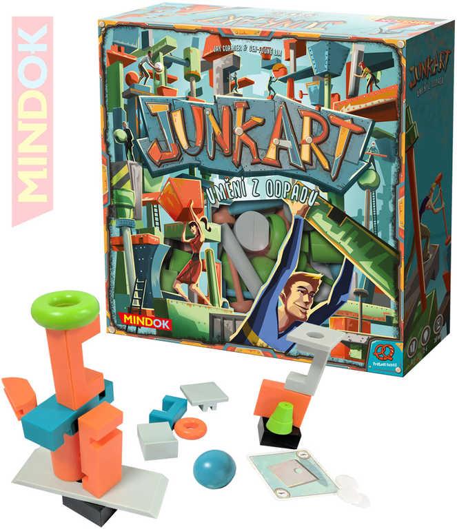 MINDOK HRA Junk Art: Umění z odpadu *SPOLEČENSKÉ HRY*
