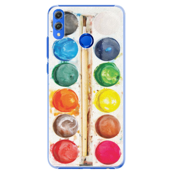 Plastové pouzdro iSaprio - Watercolors - Huawei Honor 8X