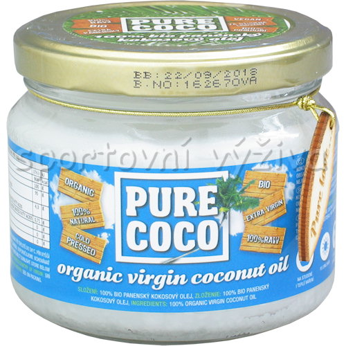 Pure Coco Virgin Coconut Oil 250 ml