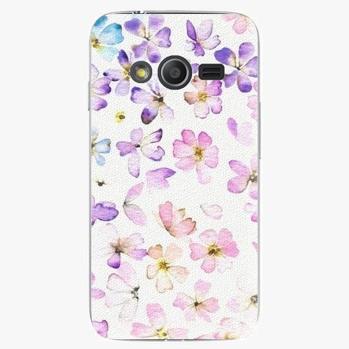 Plastový kryt iSaprio - Wildflowers - Samsung Galaxy Trend 2 Lite